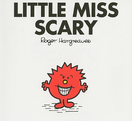Little Miss Scary By Hargreaves, Roger